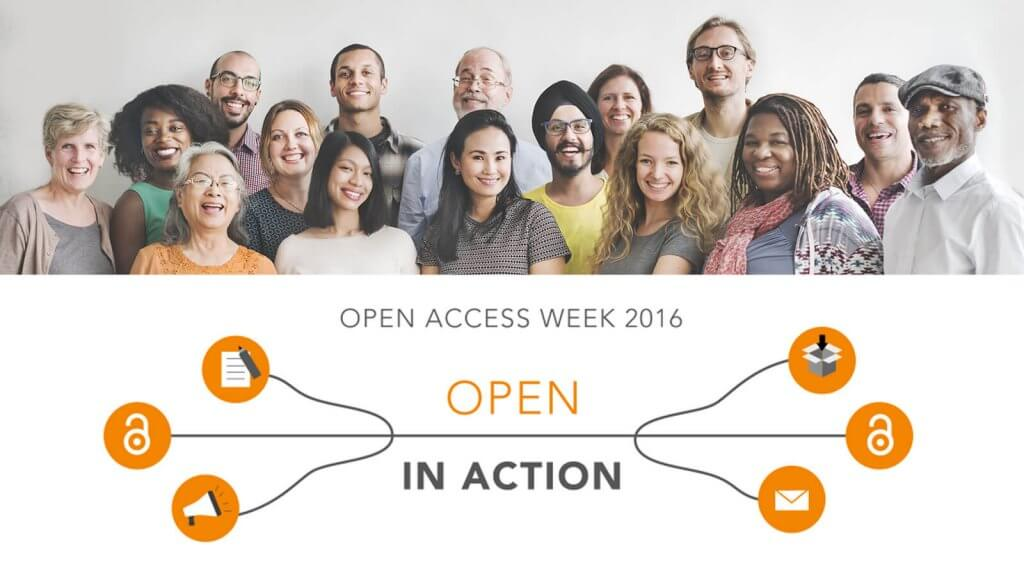 Open Access Week 2016