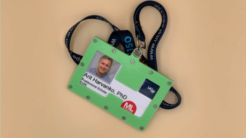 3D Printed photo ID