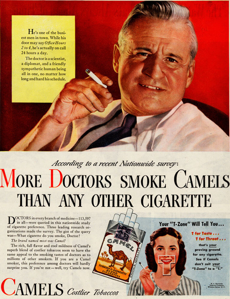 More Doctors ad