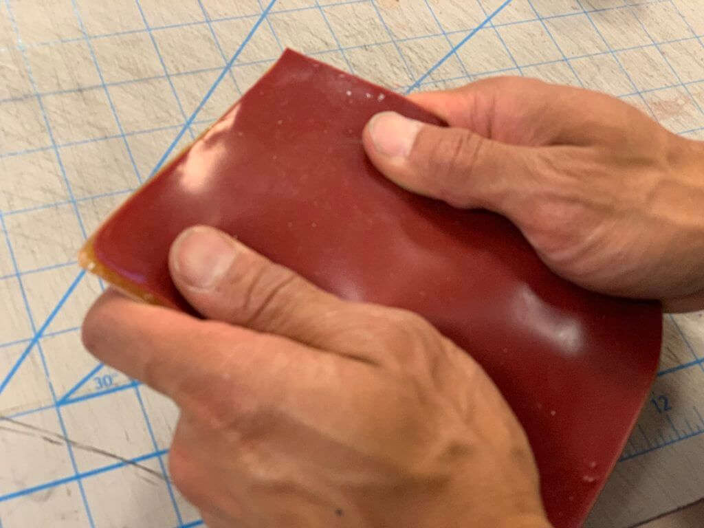 Finished Silicone suture pad