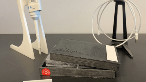 3D printed cover fordigital light projector