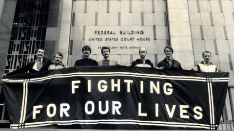 Fighting for Our Lives banner